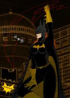 Batgirl - Back in the saddle by lone-wolf-boudin
