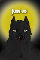 Join Us by DrewTheWolf