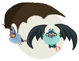 Swoobats by NicoleWest