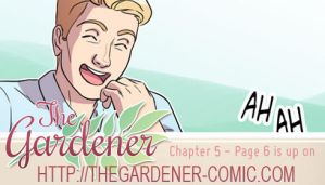 The gardener - Chapter 5 page 6 by Marc-G