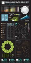 Infographic Data Elements by DarkStaLkeRR