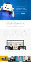 Everybody - Creative WordPress Theme by sandracz