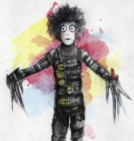 Edward Scissorhands by Antoine97