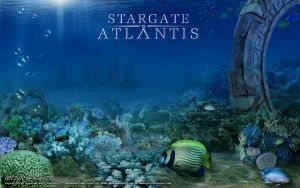 Atlantis Underwater by Lairis77