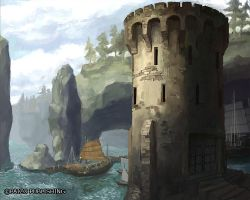 Sea Fort by Windmaker