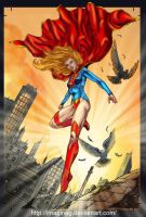 Supergirl 01 by ImagineG