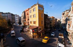 Istanbul - Street by LunaFeles