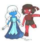 SU: Ruby and Sapphire by Sagojyousartpage