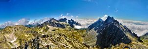 Tatry by cinges