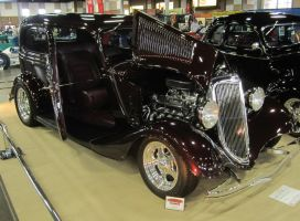 34 Ford 2 door sedan by zypherion
