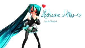 Hatsune Miku -Permanent Download- by EmmaDesu