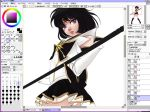 sailorSaturn:3 colorling by Teruchan