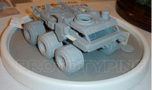 Lunar Truck kit by srspicer