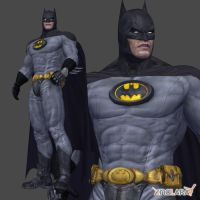 Arkham City : Batman Inc DLC by XNALaraFanatic