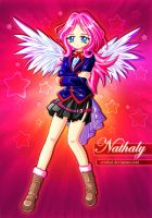 shining angel Nathaly by Crizthal