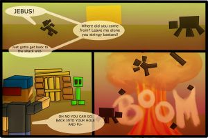 Point Taken No1 page 4 Boom by ARHamilton