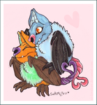 Swoobat Loves by personalDEVIL