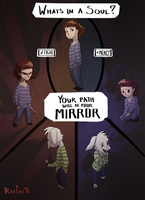 Undertale: Choose your path by Rexfire91