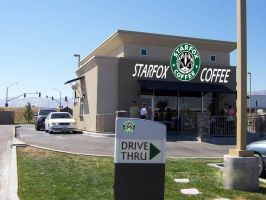 StarFox Coffee by lastorka