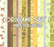origami set 1 by master-deus