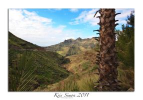 Volcanic Mountains by KrisSimon