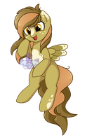 Pony OC ~  Cocoa Dream by Crystal-Comb