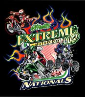 Extreme Motorcross by darquem