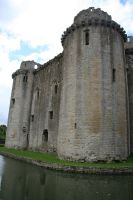 Stock - Nunney Castle 3 by OghamMoon
