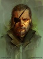 Big Boss by mahons