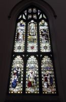 Dunfermline Abbey stained glass #7 by High-Tech-Redneck