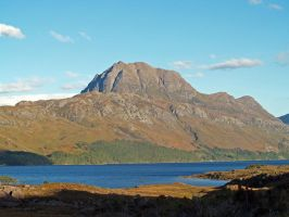 Liathach by piglet365