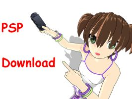 PSP Download by RiSama