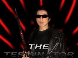 ME AS THE TERMINATOR - 3 by Darkness-Man