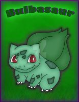 Bulbasaur by VisionarySerpent