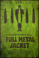Seven-Six-Two Millimeter- Full Metal Jacket Poster by disgorgeapocalypse