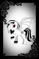 An Aristocratic Demon called OniBlack by OniBlackwood