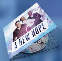 A New Hope Digipack CD Artwork Template by loswl