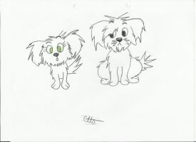 Brothers dogs by Ctlna0199