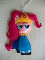 PINKIE PIE Ponygirls Want To Have Fun ornament by grandmoonma