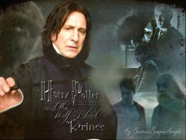 The Half-Blood-Prince by SeverusSnapesAngel