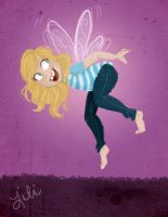 Penny Fairy by liliribs
