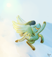 Soaring! by doctorpepperphd