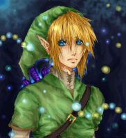 Zelda Oot: Link for Nimbafuu by oranges101614
