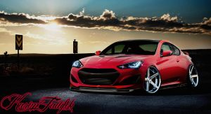 Hyundai - Genesis/Coupe 2013 by K-KKZ