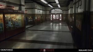 Blackwell Academy - LIFE IS STRANGE by jamga