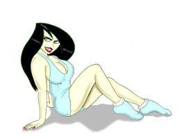 Shego pose by tennente