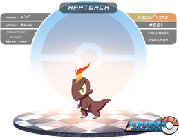 #051: Raptorch by Lanmana