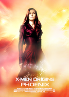 X-Men Origins: Phoenix by misha0136