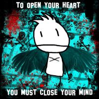 open your heart by peanutman27
