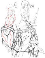 COMMISSIONS WIPS by Rush--it